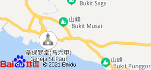Semabok • Map View