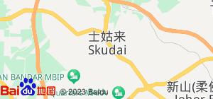Skudai • Map View