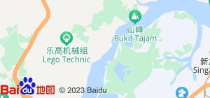 Puteri Harbour • Map View