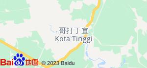 Kota Tinggi • Map View