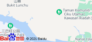 Pasir Gudang • Map View