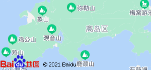 South Lantau Island • Map View