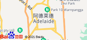 Adelaide • Map View