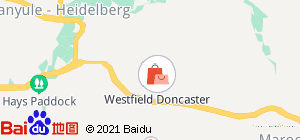 Doncaster • Map View