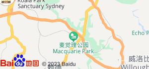 Macquarie Park • Map View