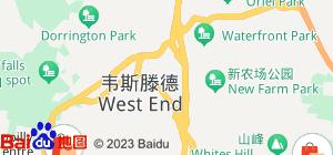 布里斯班•地图找房