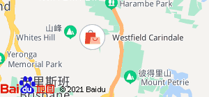 Carindale • Map View