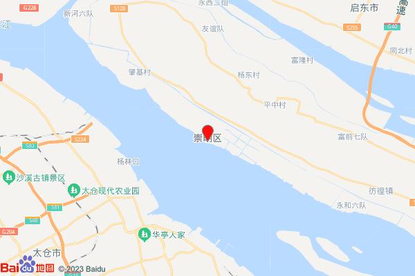 上海崇明区