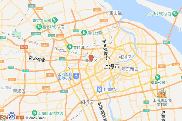 上海普陀区