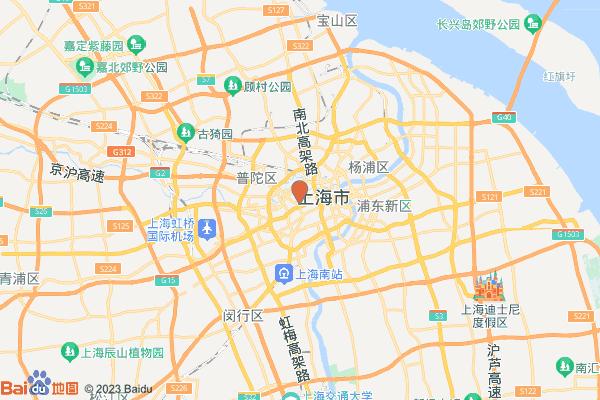 上海静安区