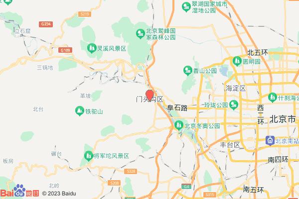 北京门头沟区