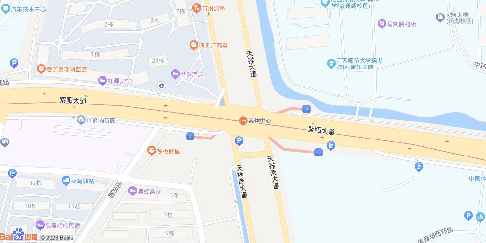 南昌奥体中心地铁站