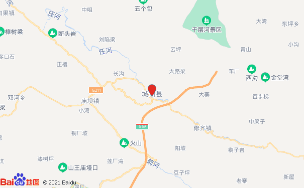 广州到城口物流专线