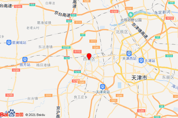天津西青区