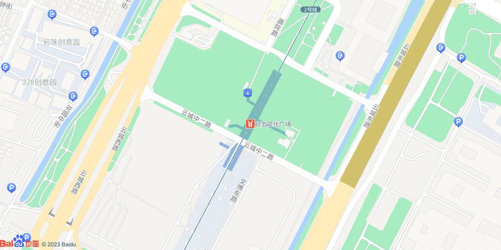 广州白云文化广场地铁站
