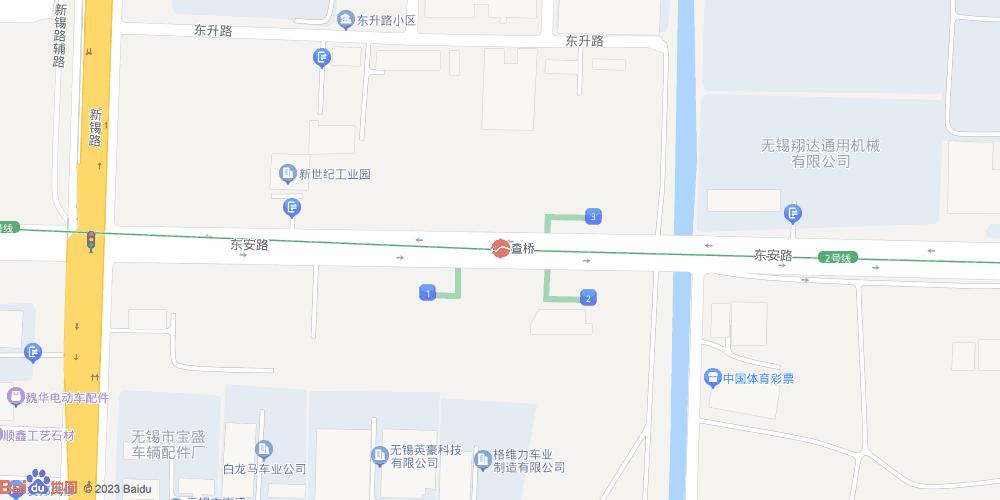 无锡查桥地铁站
