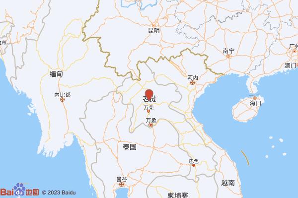泉州到老挝物流专线