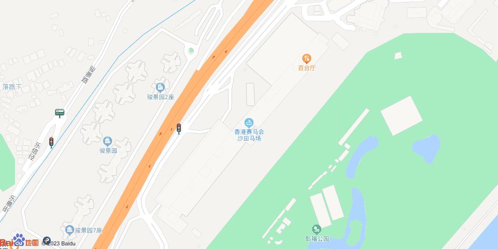 香港火炭/马场地铁站
