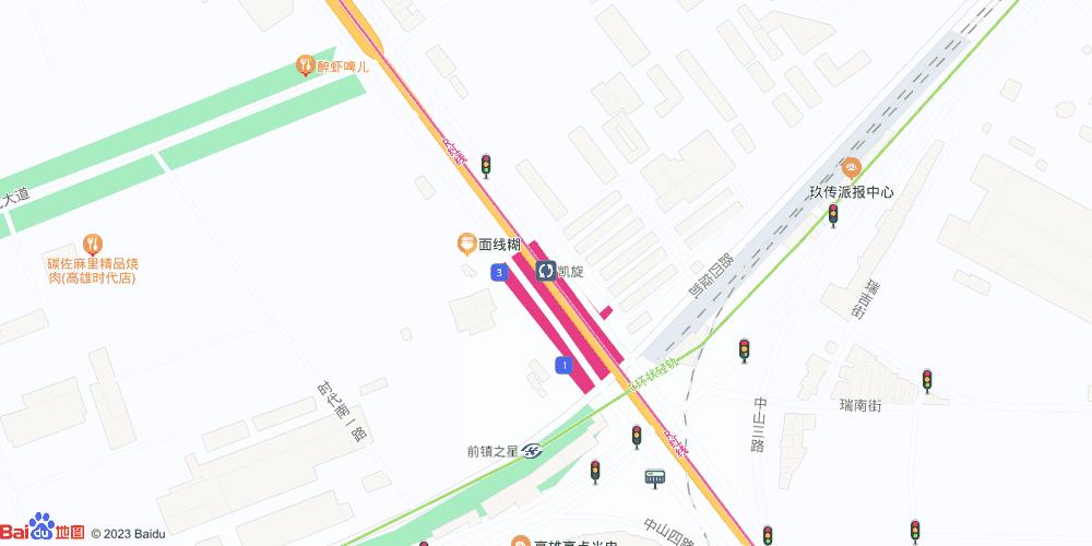 高雄凯旋地铁站