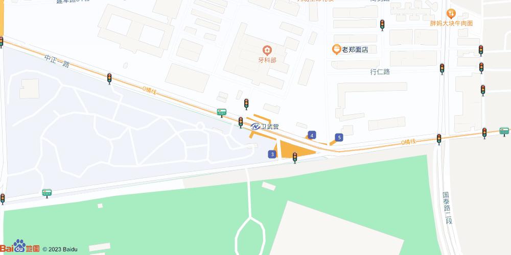 高雄卫武营地铁站