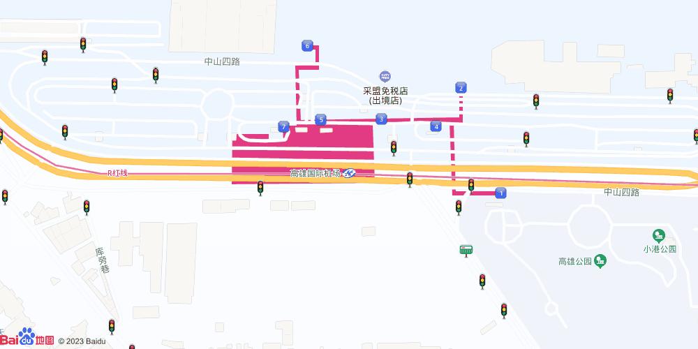 高雄国际机场地铁站