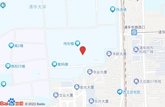 Tsinghua University Campus Map.Contact Us Tsinghua Mba