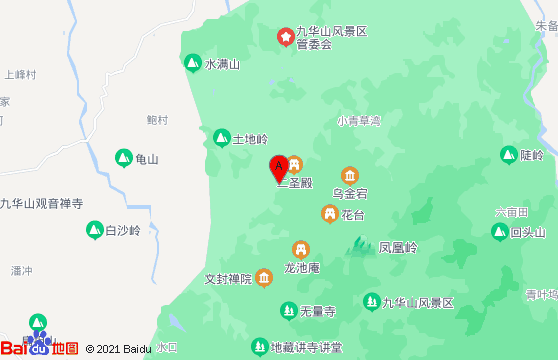 九華山二日游跟團交通指南