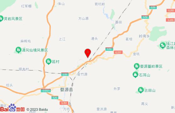 中国最美乡村-婺源景区