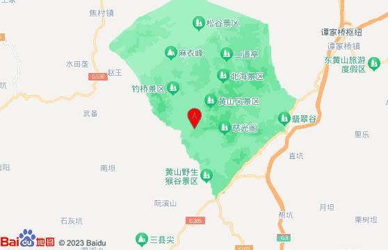黄山旅游团三日游交通指南-黄山风景区