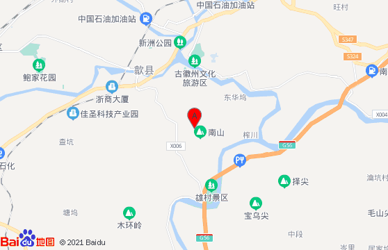 黄山旅游跟团一日游-雄村