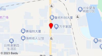 欣怡然酒店 地图位置