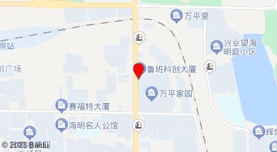 尚逸宏裕酒店 地图位置