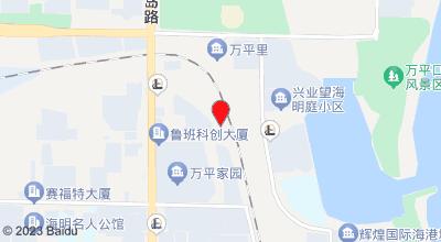 中惠渔村 地图位置