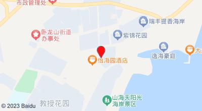 梦圆渔家乐旅馆 地图位置