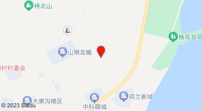 情人岛宾馆 地图位置
