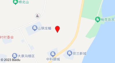 福缘宾馆 地图位置
