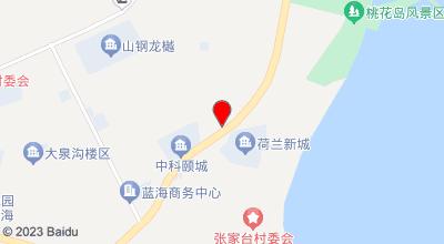 后海渔家 地图位置