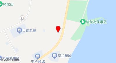 山海天渔家乐宾馆 地图位置