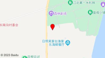 振洋渔家乐 地图位置