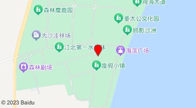 海悦度假酒店 地图位置