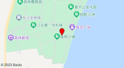 湖心岛宾馆 地图位置