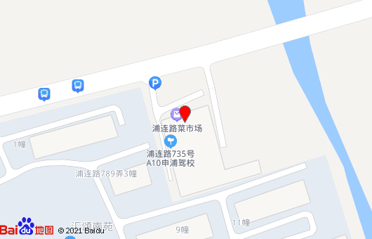 上海浦江送水