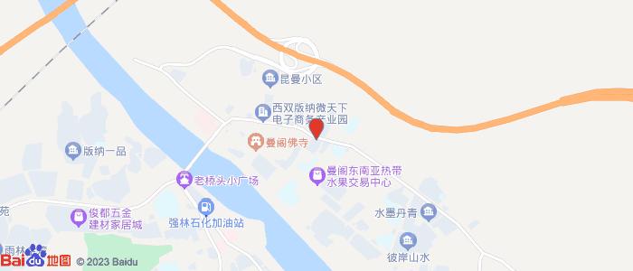 云南西双版纳景洪市区土地出售