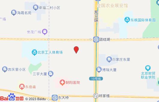 三里屯4号院工体北路4号电机厂(图17)