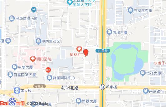 星美文化大厦向军北里9号楼(图1)