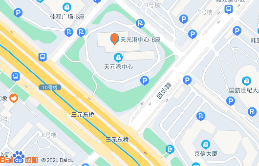 天元港中心(图1)