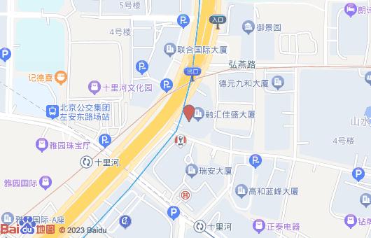 北京朗诗大厦(图9)