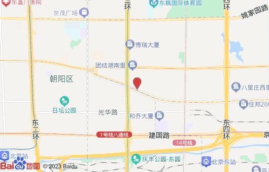 北京市朝阳区朝阳路139号院首创禧瑞都4号楼迪拉索家居所在的商业地产项目(图16)