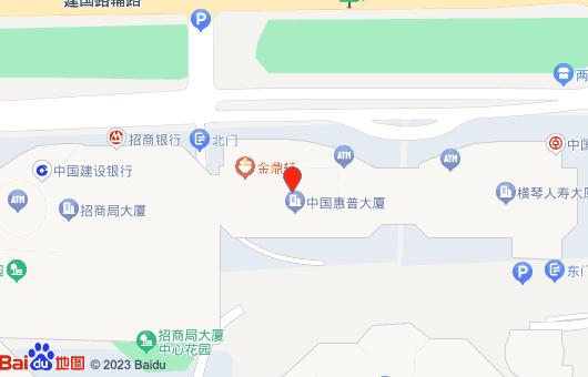 前海人寿金融中心地址:北京市朝阳区建国路112号
