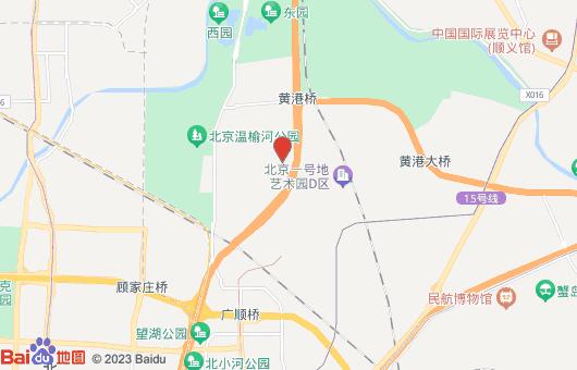 崔各庄国际艺术金融示范区(图18)